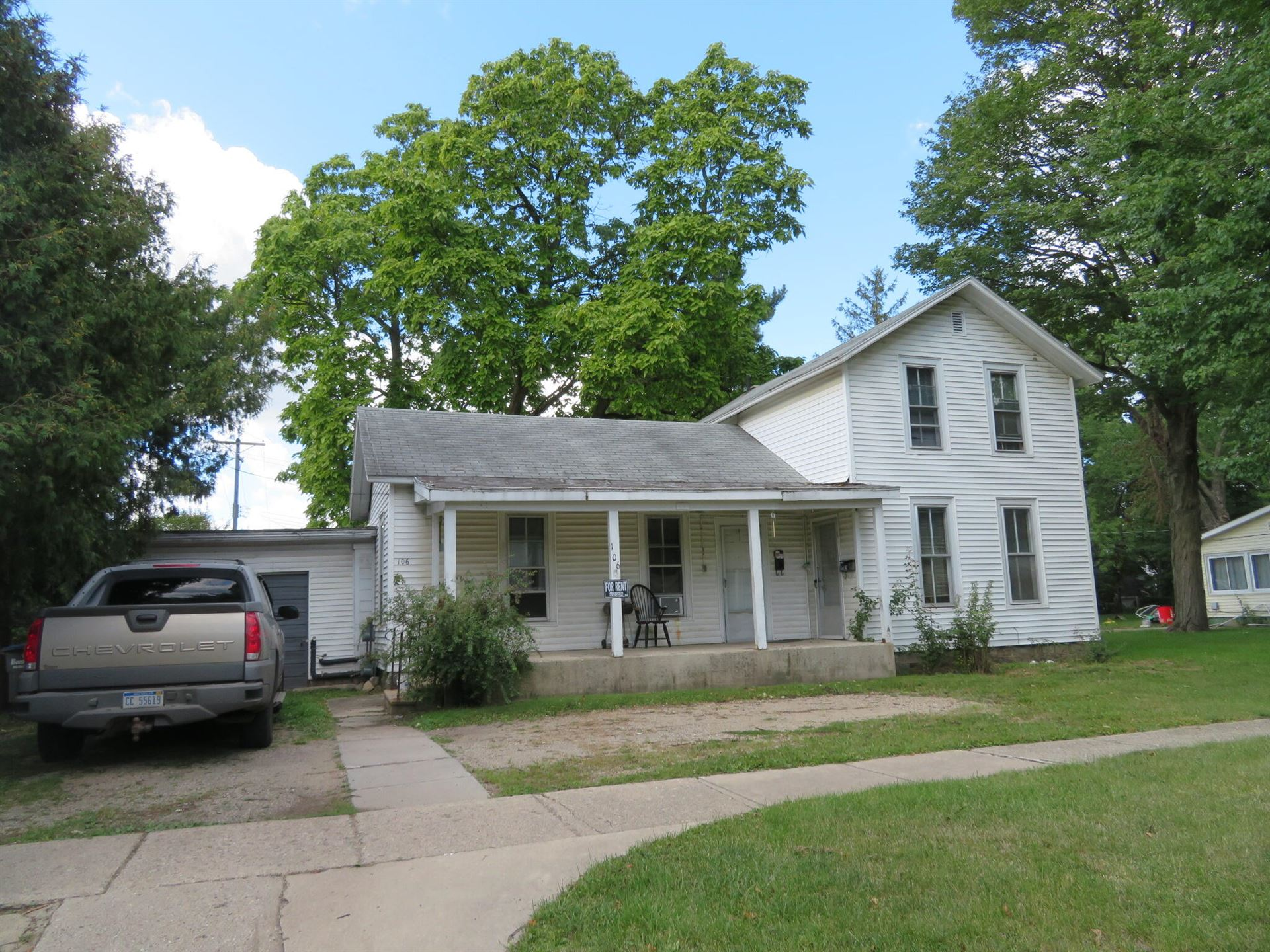 106 N Maple Street, Sturgis, MI 49091 - MLS#: 21107086