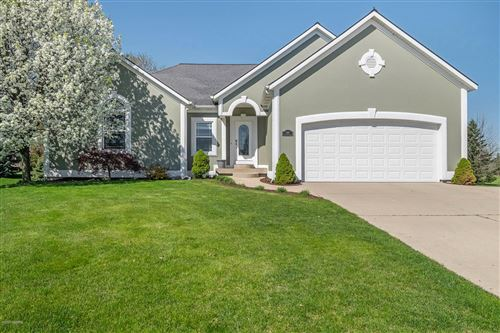 Photo of 7087 Country Springs Drive SW, Byron Center, MI 49315 (MLS # 20012088)