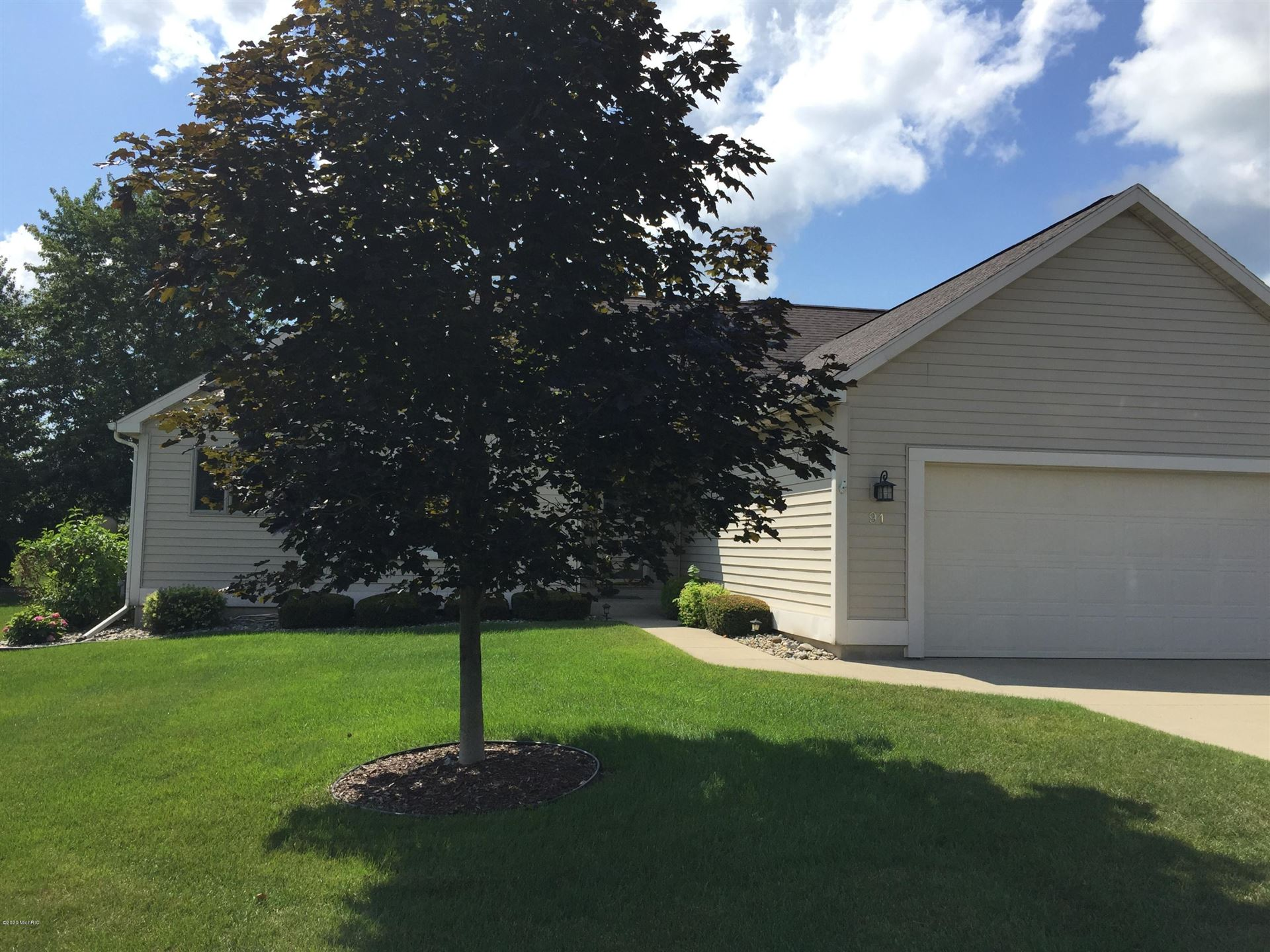 91 Oakdale Lane, Coldwater, MI 49036 - MLS#: 20031088