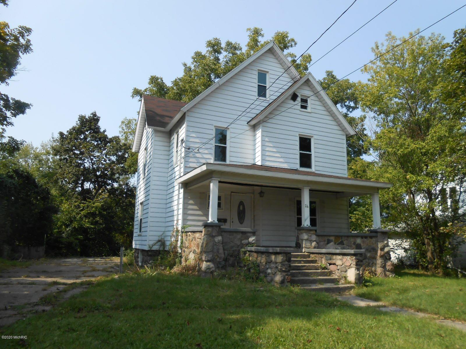 24 Arthur Street, Battle Creek, MI 49015 - MLS#: 20034088