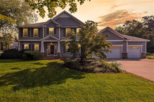 Photo of 9140 Winterberry Drive, West Olive, MI 49460 (MLS # 20040089)