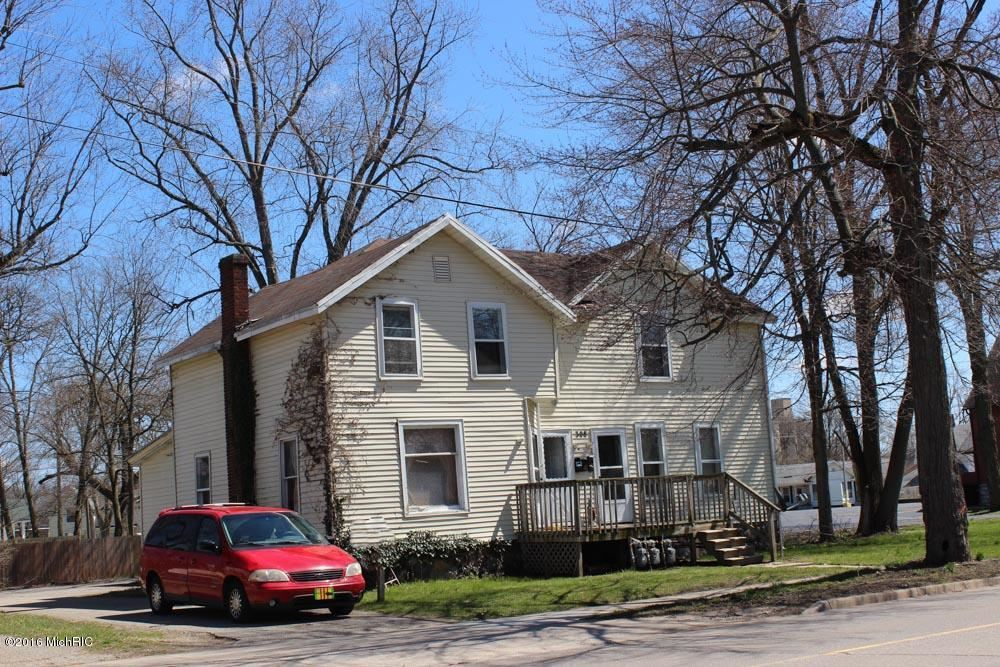 308 N Front Street, Dowagiac, MI 49047 - #: 19035090