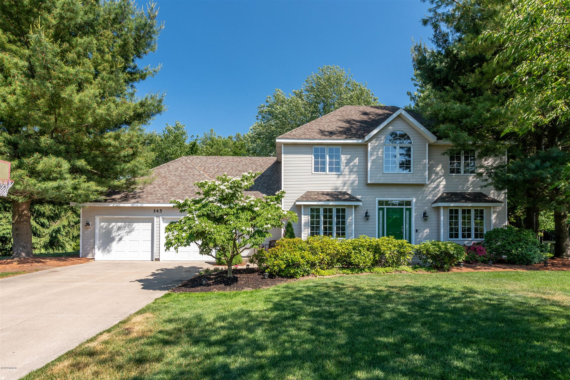 145 Bay Meadows Drive, Holland, MI 49424 - MLS#: 20023092