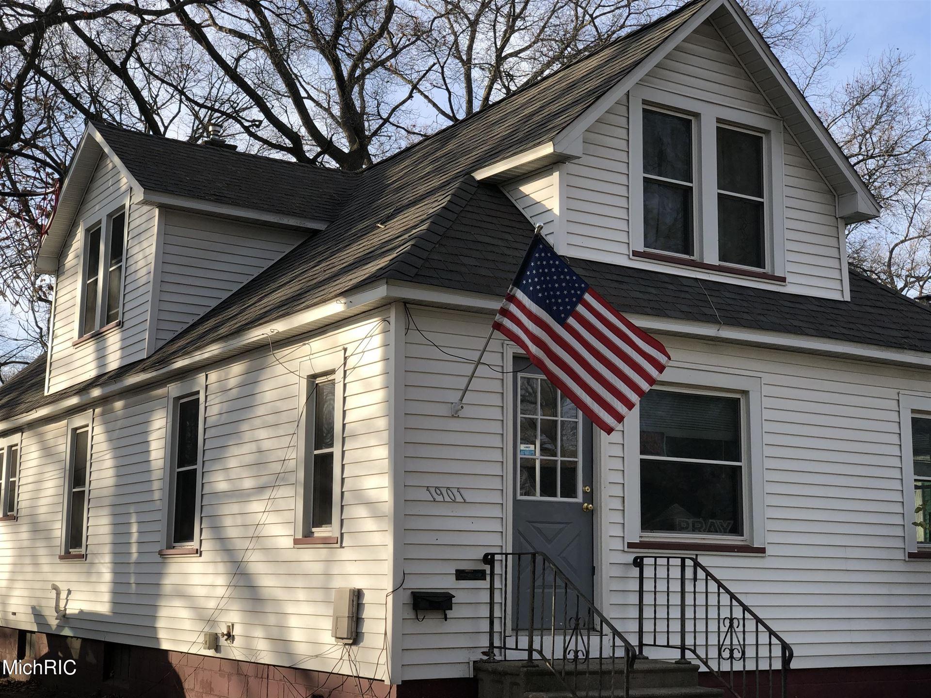 1901 5th Street, Muskegon, MI 49441 - MLS#: 21006092