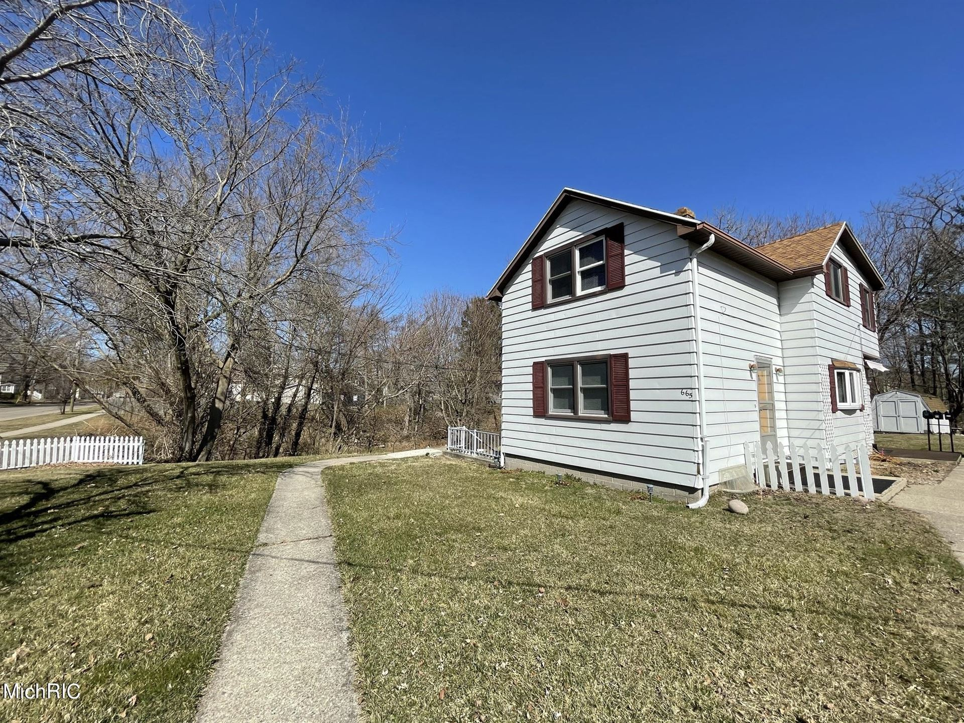 665 CENTER Street, South Haven, MI 49090 - MLS#: 21011092