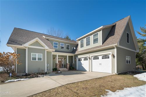 Photo of 7145 Lake Forest Drive, South Haven, MI 49090 (MLS # 21007094)