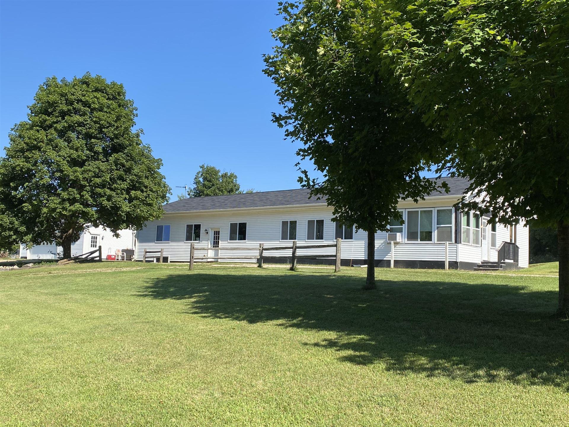 3774 S Lake Wilson Road, Hillsdale, MI 49242 - MLS#: 21102094