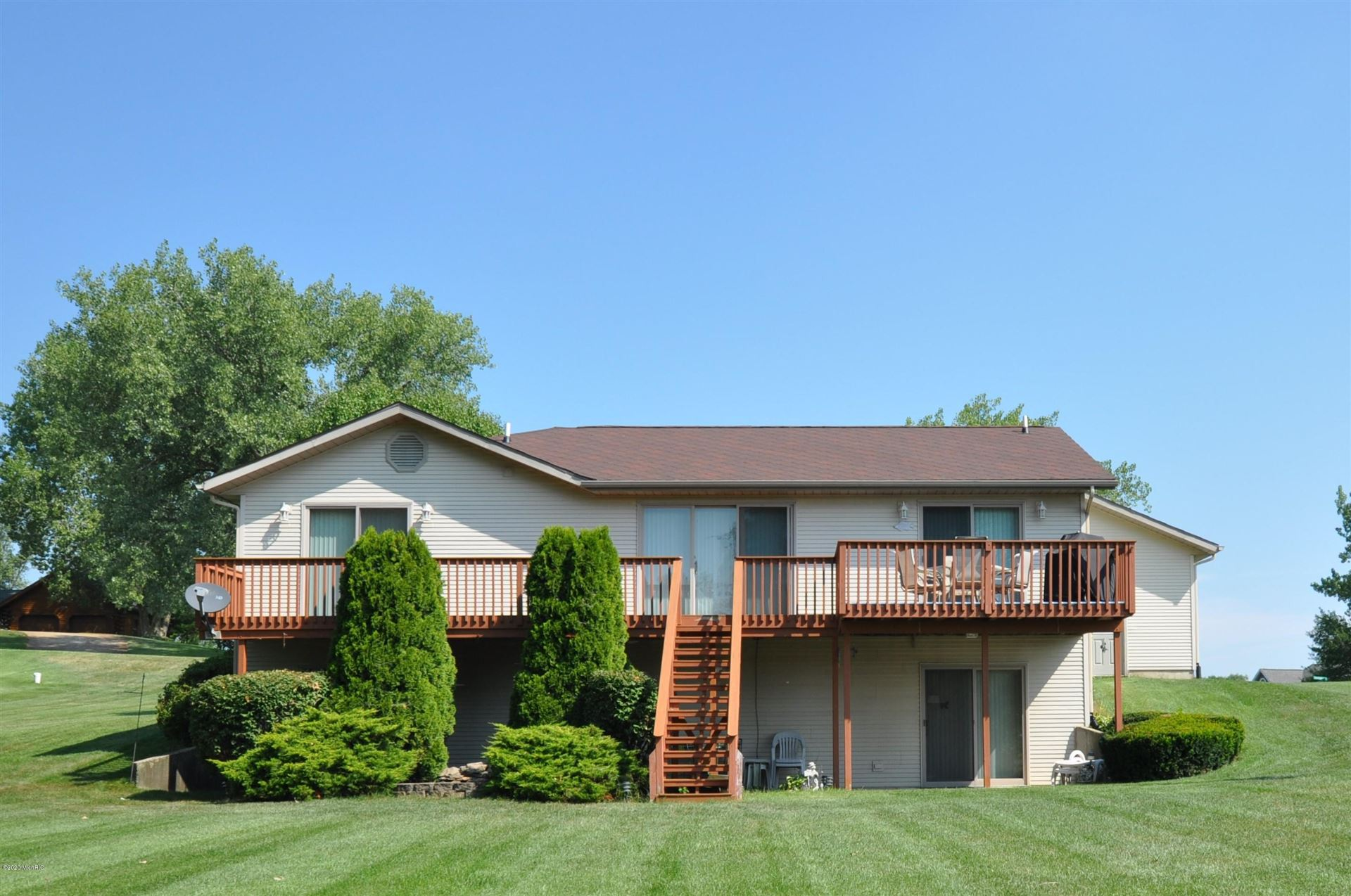17045 Tomahawk Trail, White Pigeon, MI 49099 - MLS#: 20032095