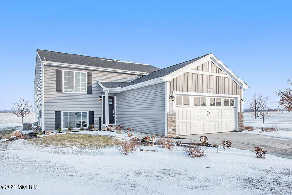 2068 Morgan Run, Hudsonville, MI 49426 - MLS#: 20046095