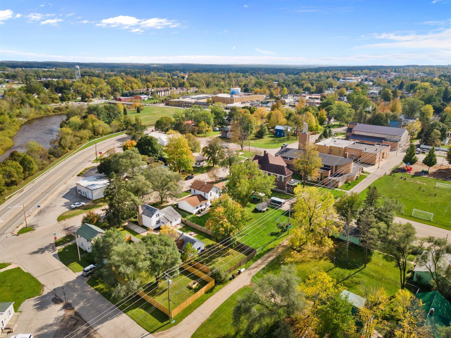1025 Marion Avenue, Big Rapids, MI 49307 - MLS#: 21111095