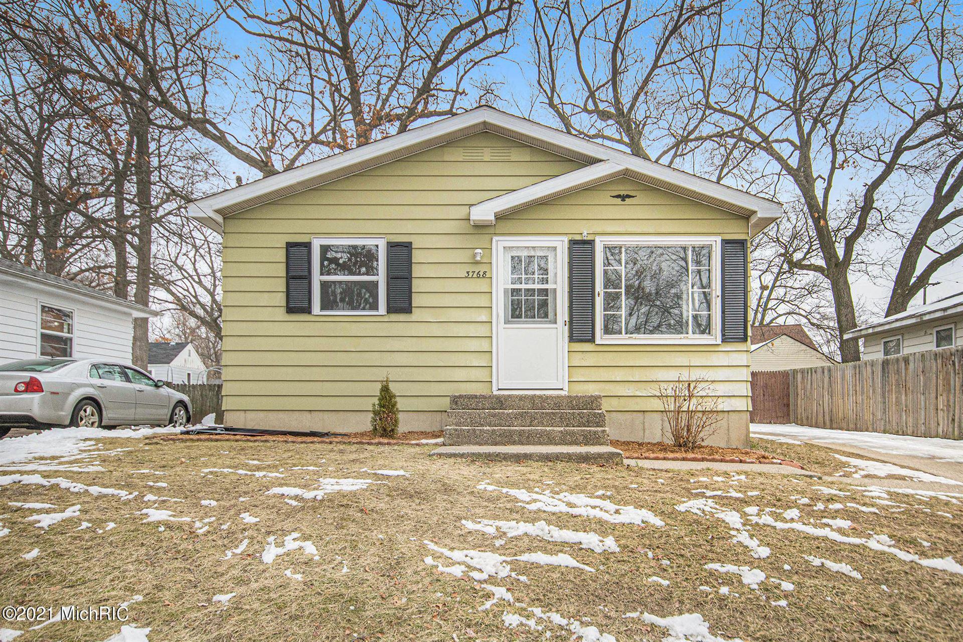 3768 Flamingo Avenue SW, Wyoming, MI 49509 - MLS#: 21001096