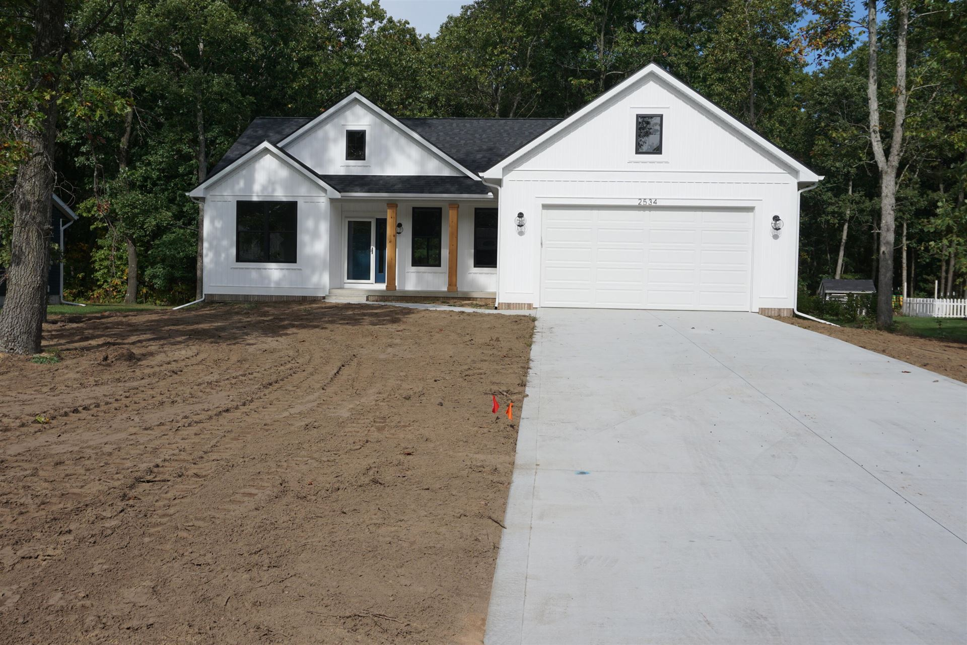 2534 Hickorynut Trail, Muskegon, MI 49442 - MLS#: 21016096