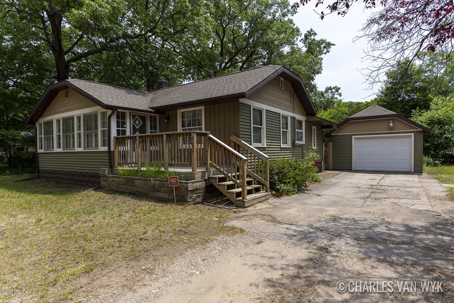 481 W Cleveland, Muskegon Heights, MI 49444 - #: 20025099