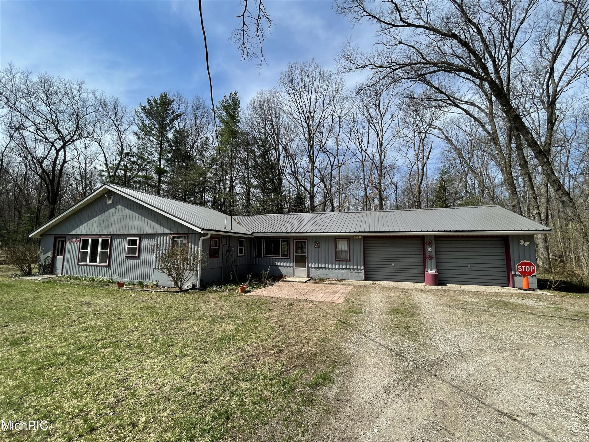 6773 N Bass Lake Road, Irons, MI 49644 - MLS#: 21011105