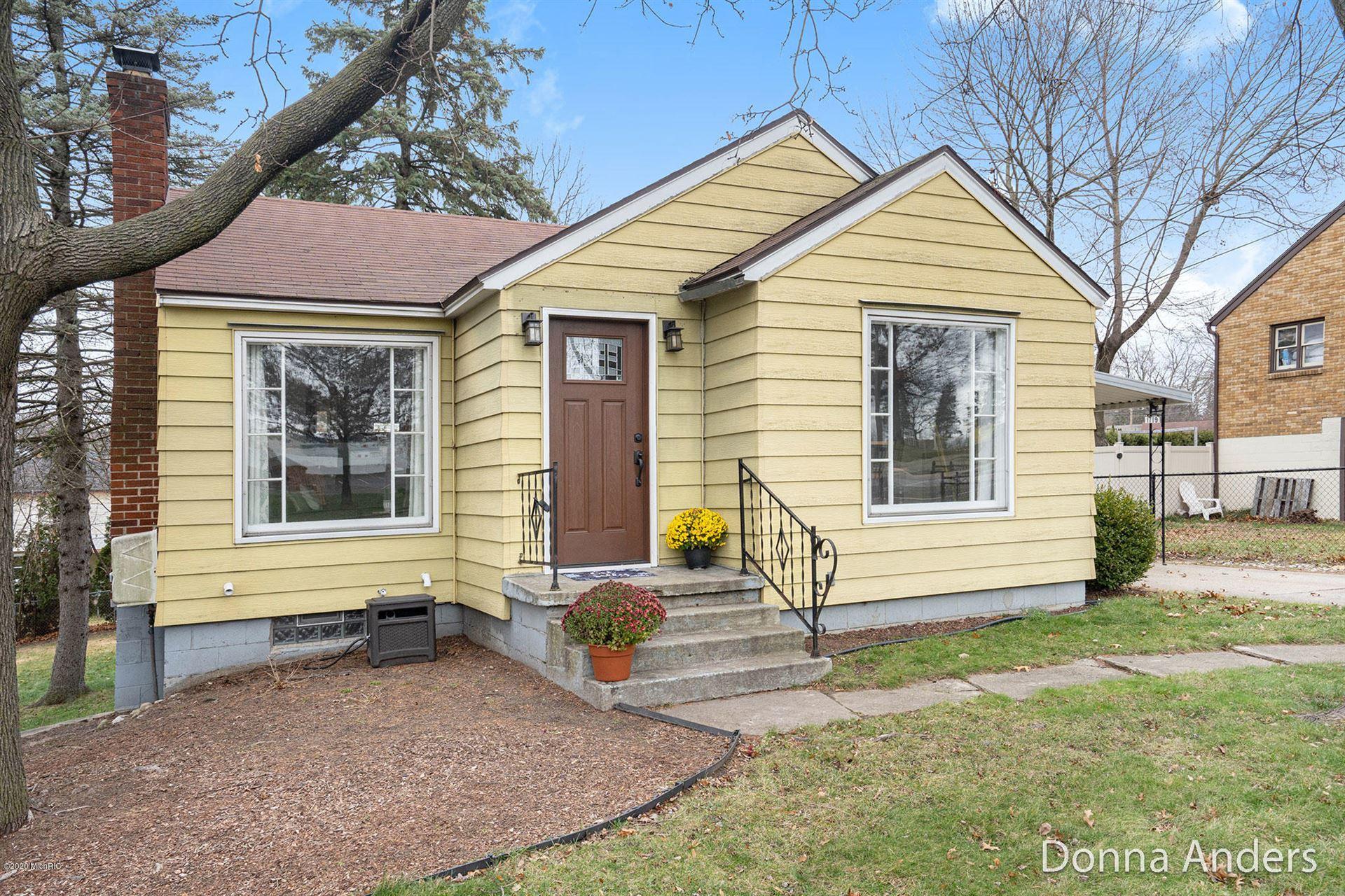 1719 Woodworth Street NE, Grand Rapids, MI 49525 - MLS#: 20049110