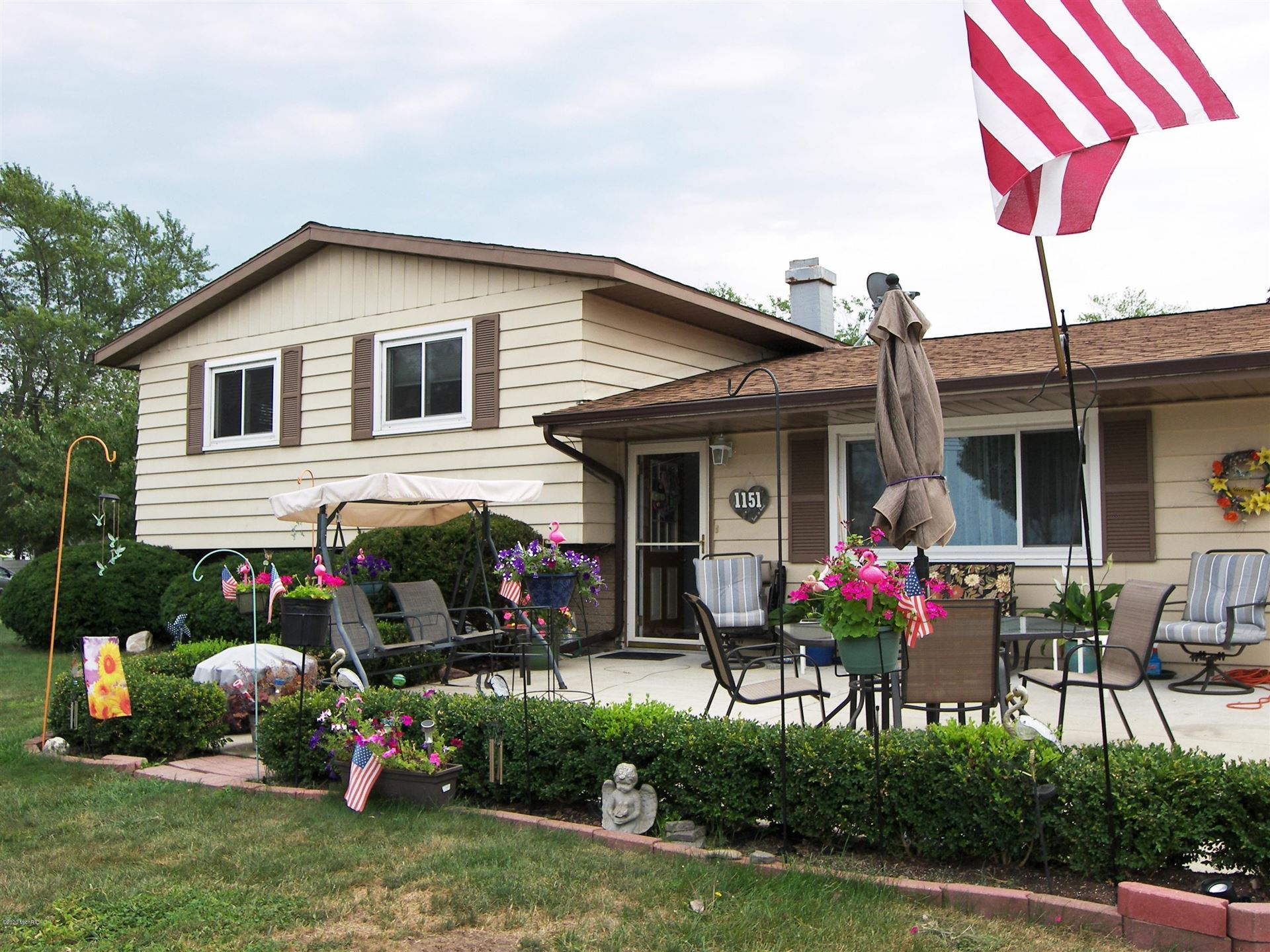 1151 Shore Drive, New Buffalo, MI 49117 - MLS#: 20035112