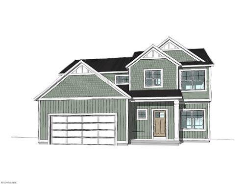 Photo of 3968 Elderberry Drive #Lot 161, Holland, MI 49424 (MLS # 20047113)