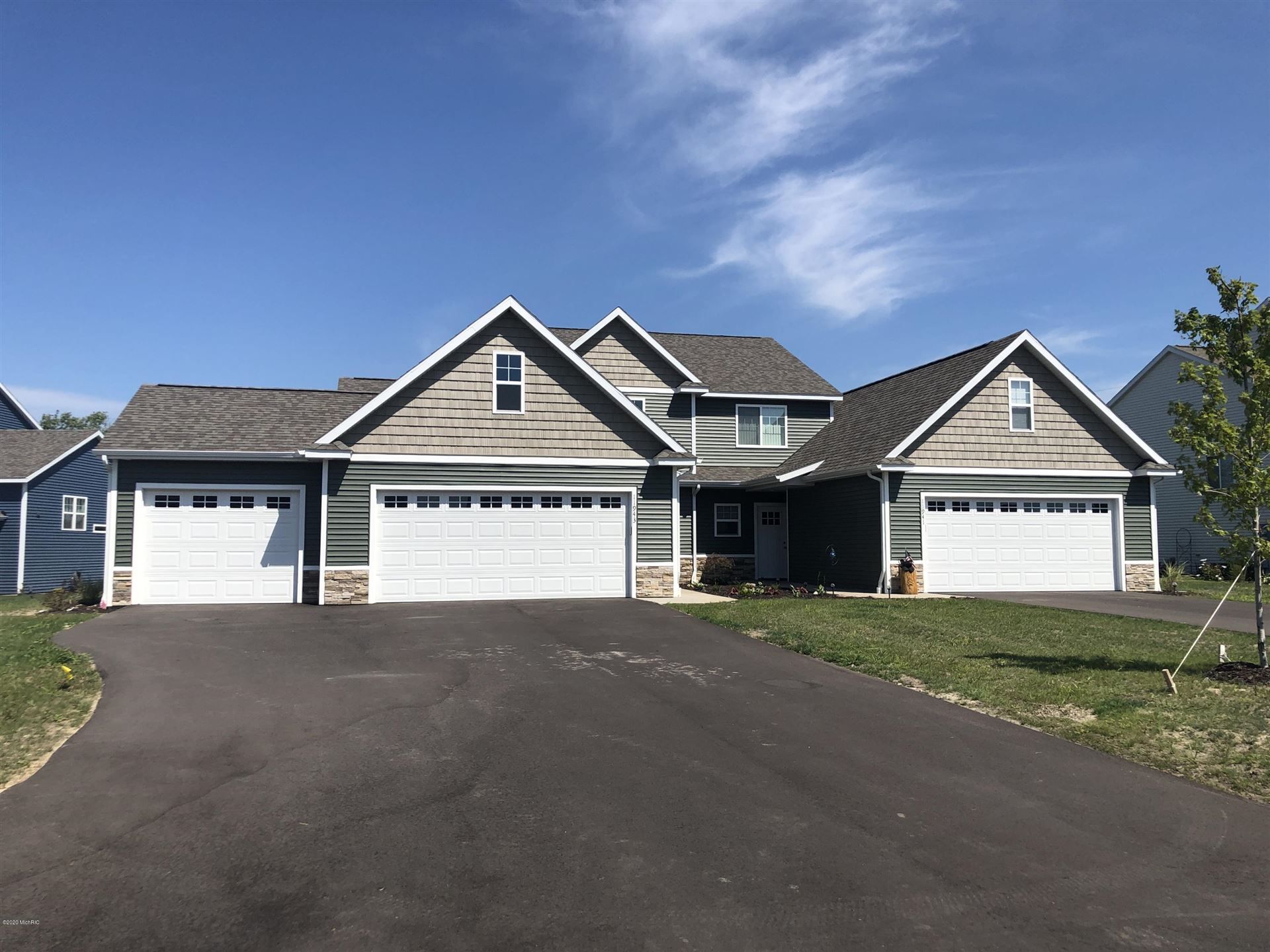 11943 Quincy Meadows Drive #Unit 10, Holland, MI 49424 - MLS#: 20011113