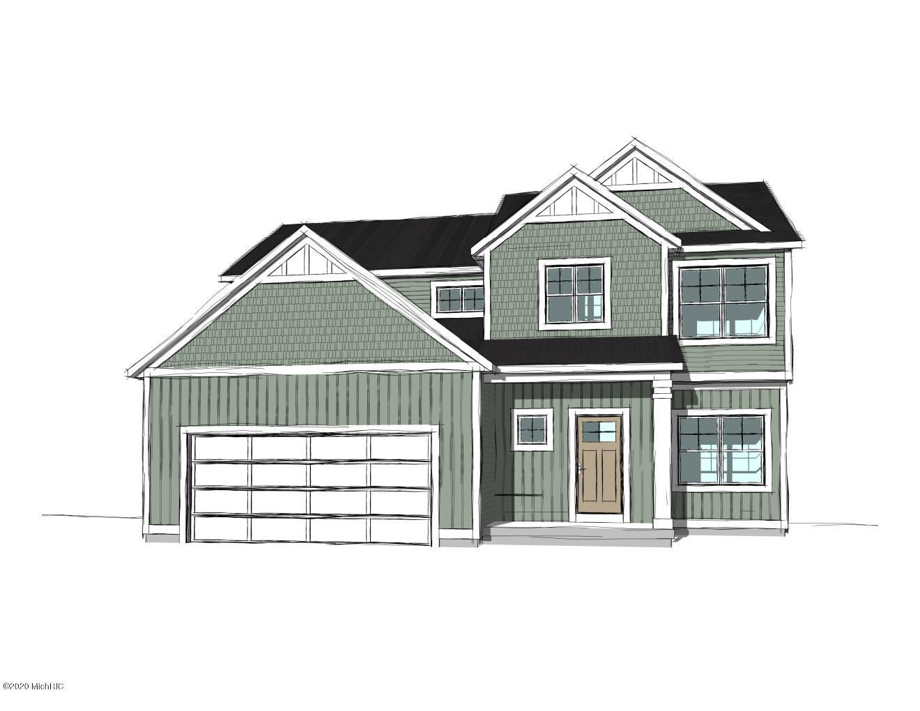 3968 Elderberry Drive #Lot 161, Holland, MI 49424 - MLS#: 20047113