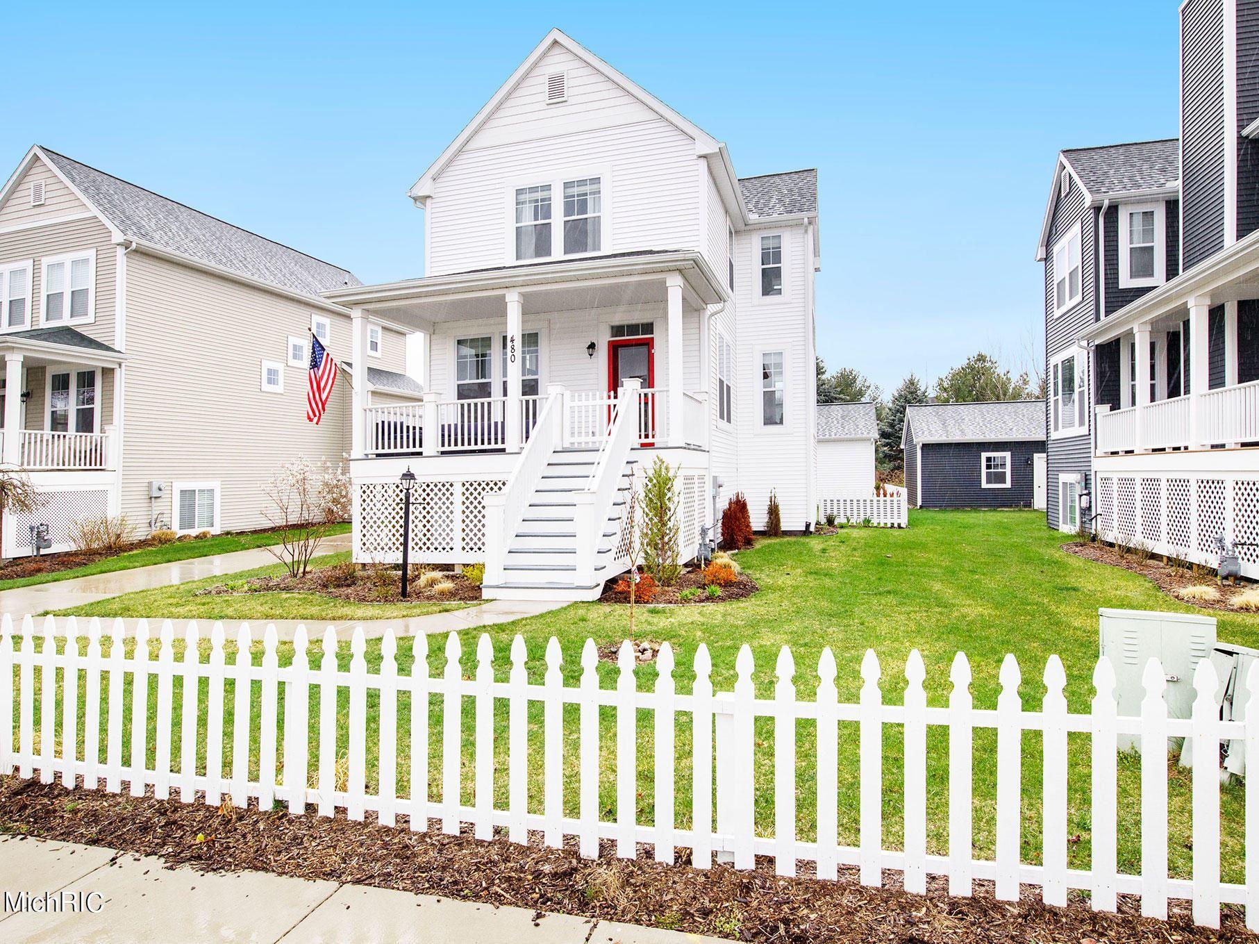 480 E Summer Grove Drive, Douglas, MI 49406 - MLS#: 21013114