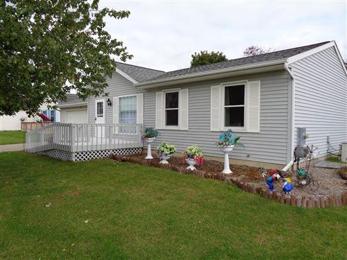 Photo of 287 Courtney Street, Galesburg, MI 49053 (MLS # 21112119)