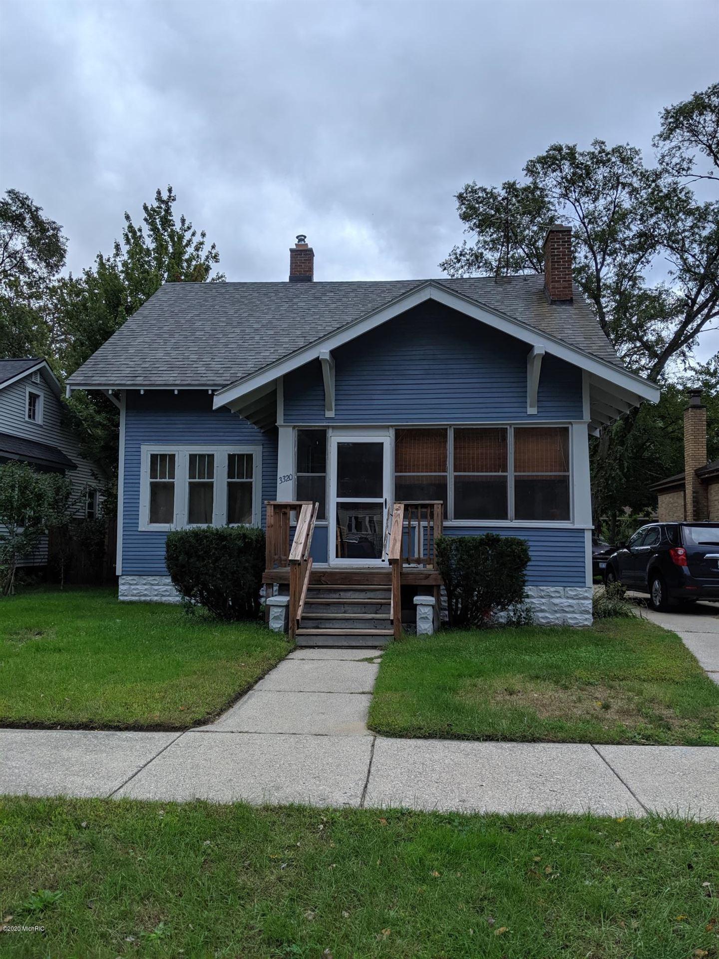 3320 Peck Street, Muskegon Heights, MI 49444 - #: 20004120