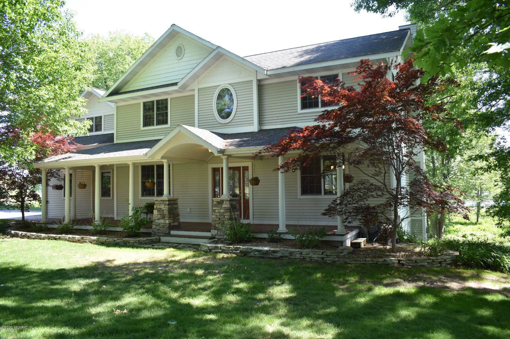 1464 N Wooded Lake Drive, Ludington, MI 49431 - MLS#: 20023122