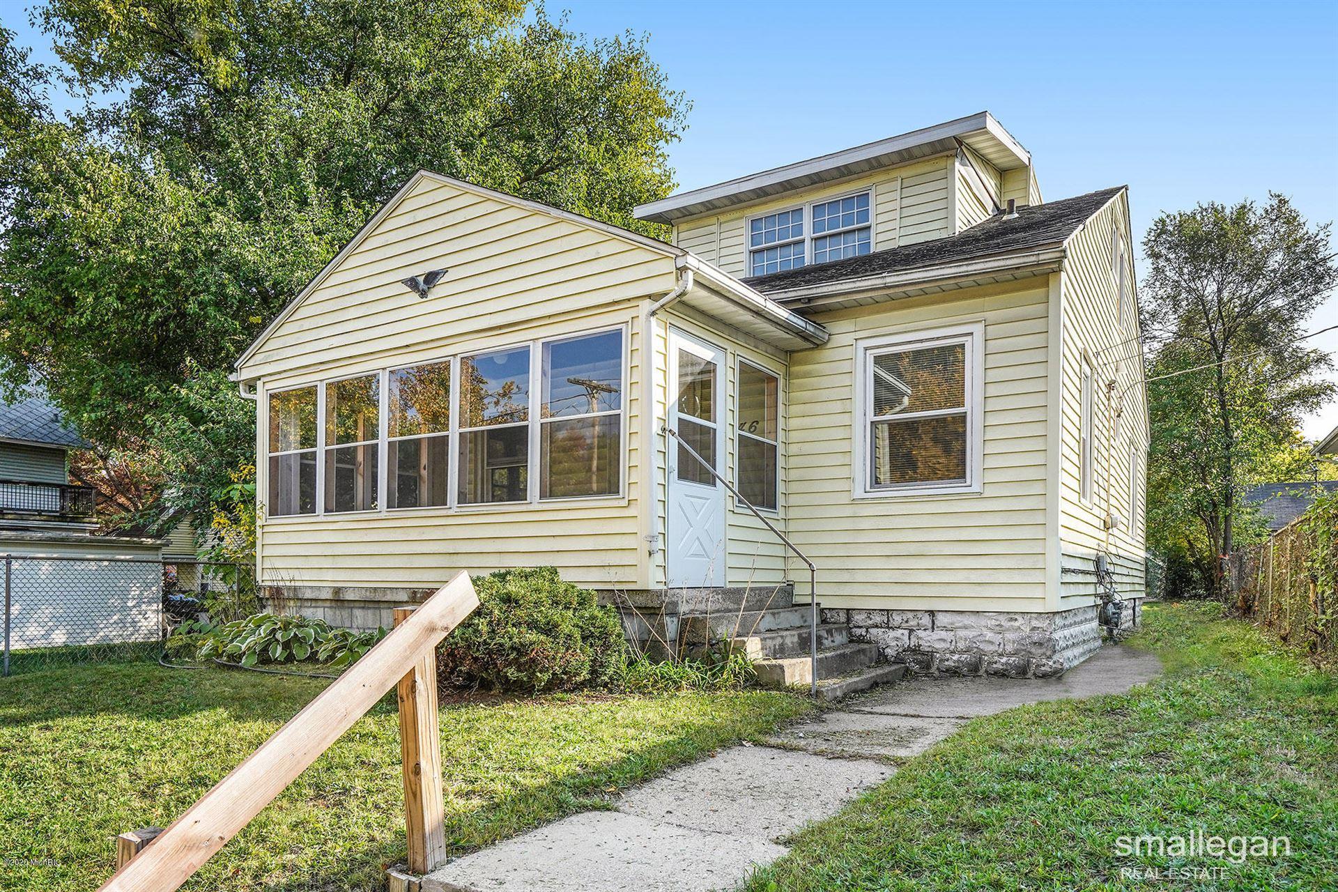 546 Delaware Street SE, Grand Rapids, MI 49507 - #: 20043128
