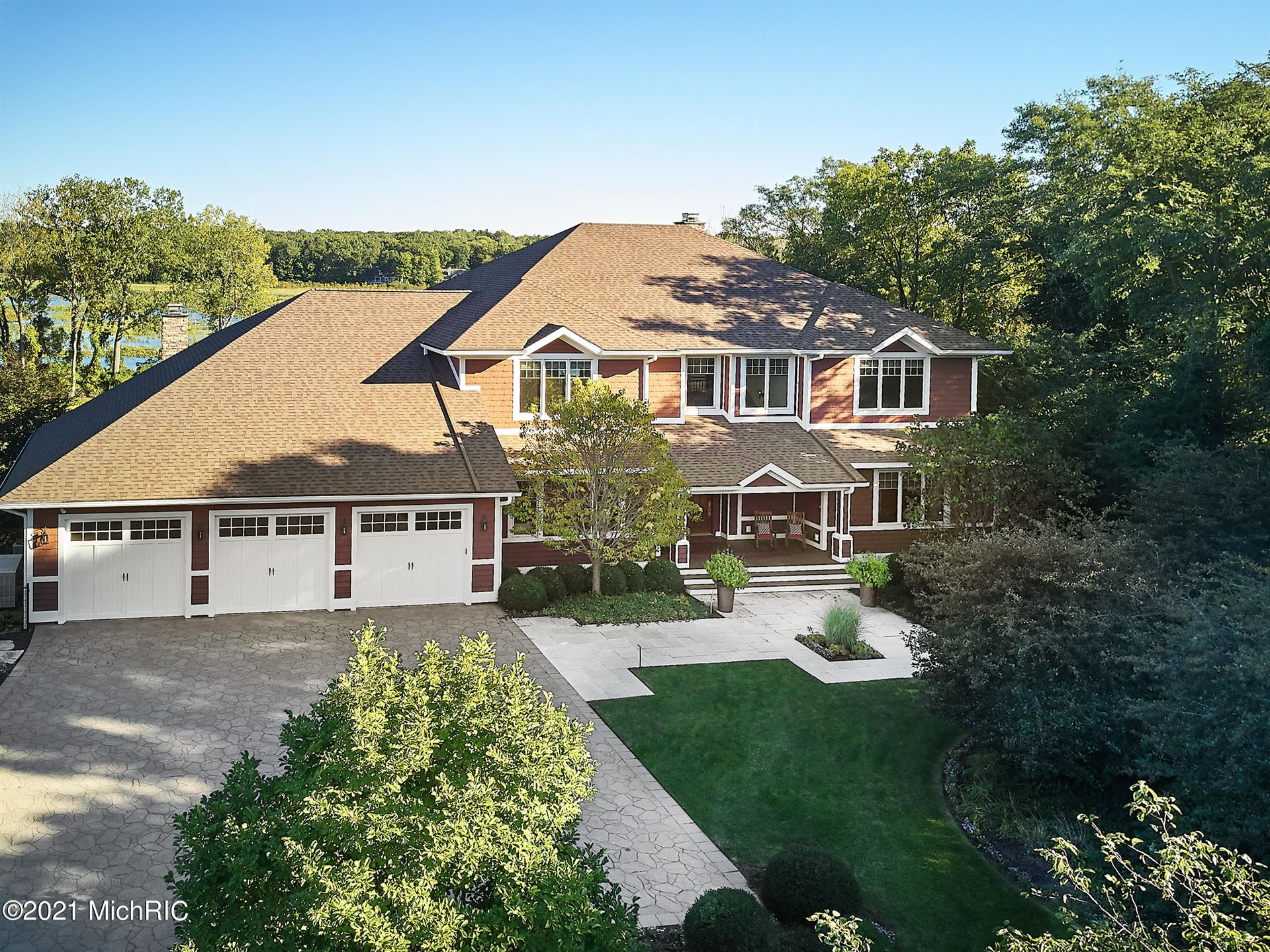 505 Marquette Drive, New Buffalo, MI 49117 - MLS#: 21005128