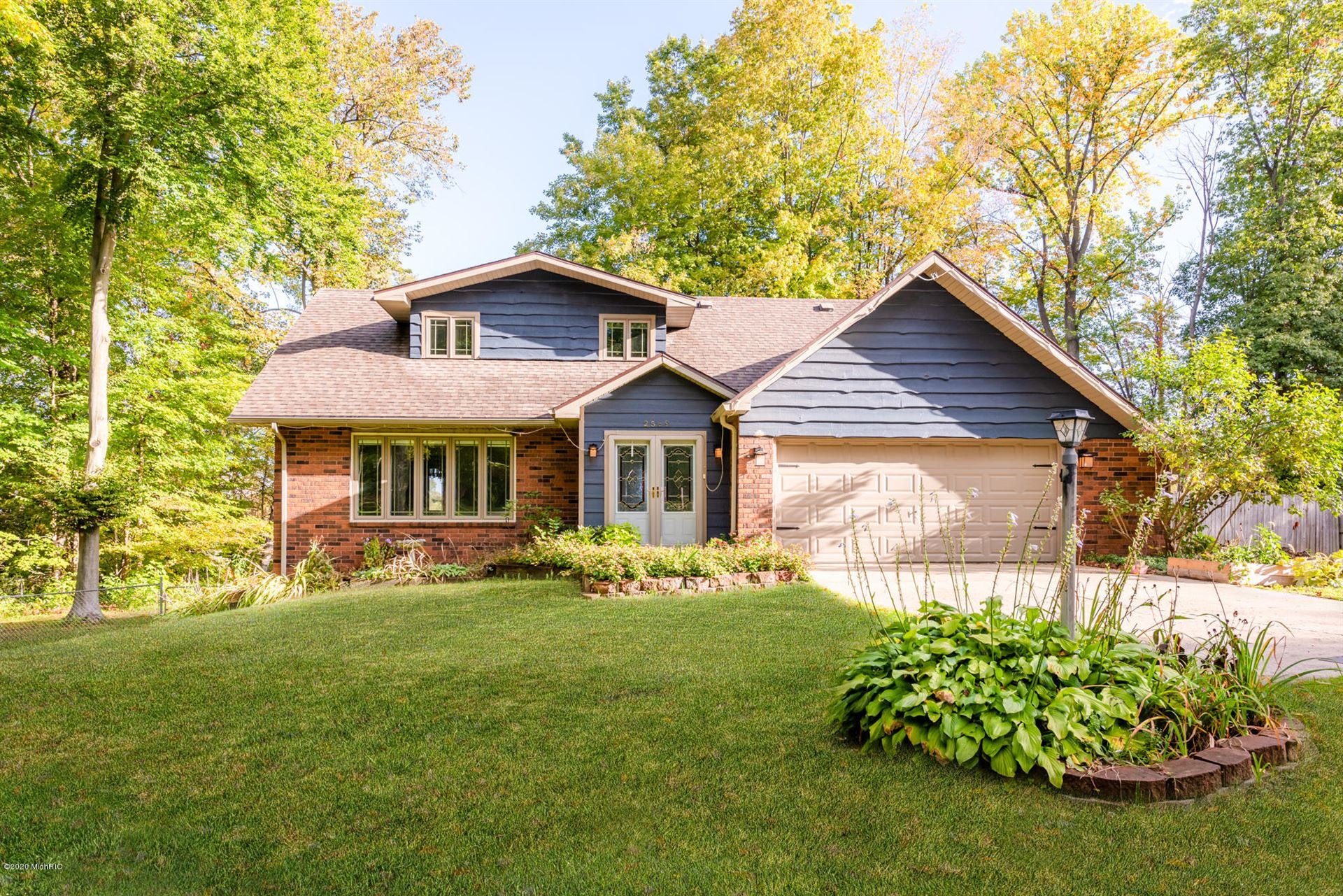 2569 Ridgewood Trail, Berrien Springs, MI 49103 - MLS#: 20047132