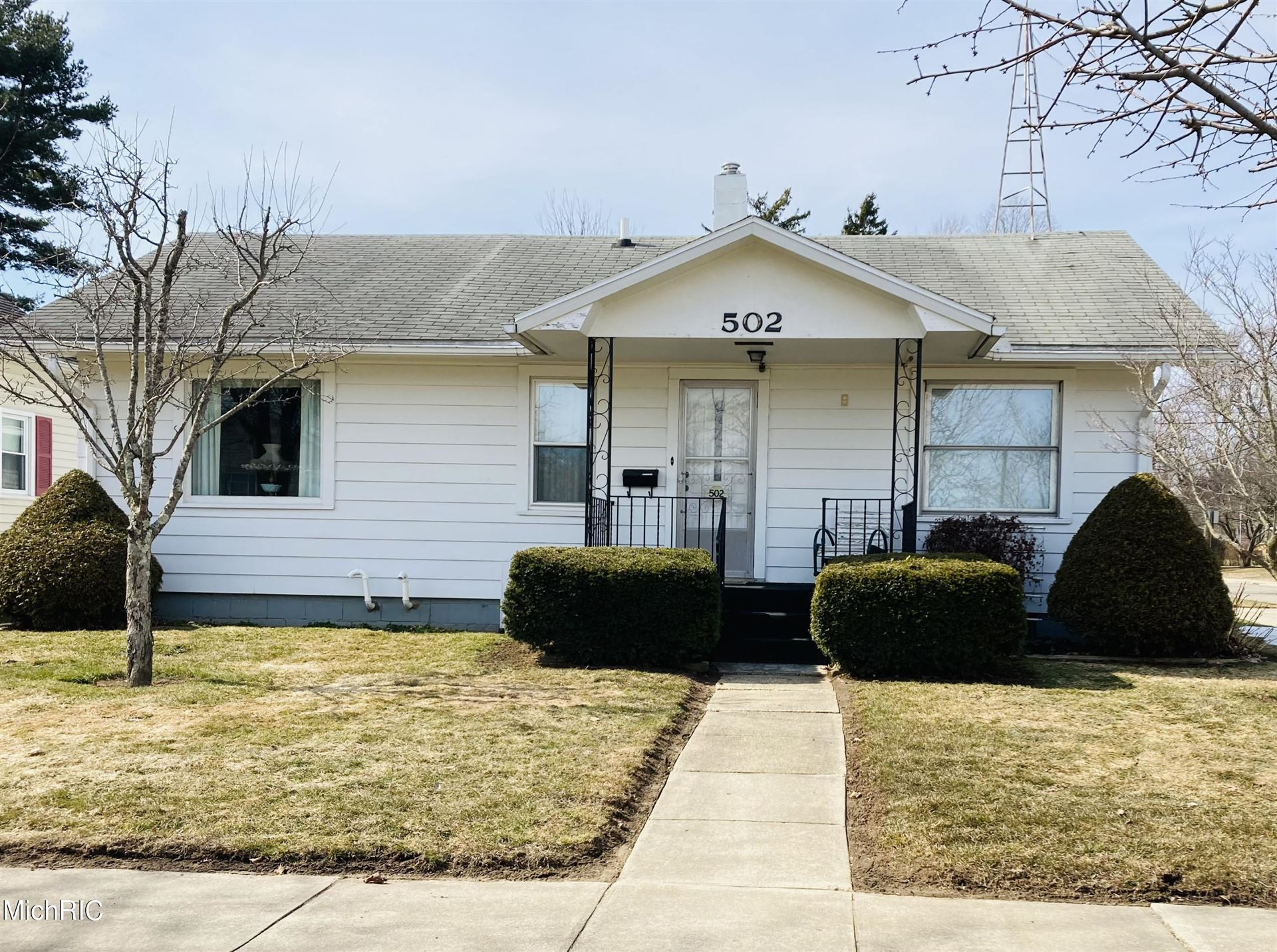 502 Sylvan Street, Buchanan, MI 49107 - MLS#: 21007139