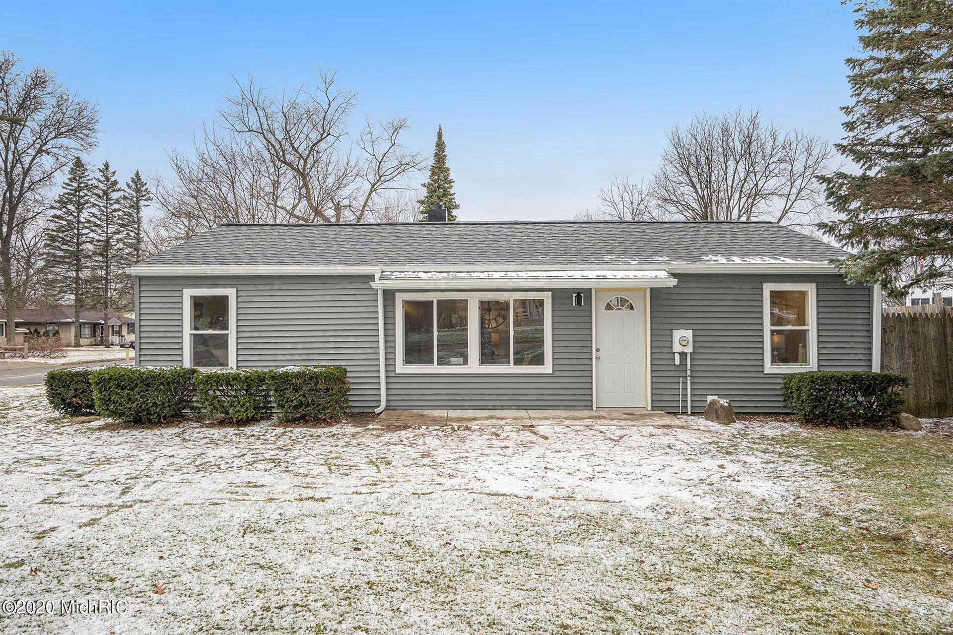 854 Upton, Springfield, MI 49037 - MLS#: 20051141