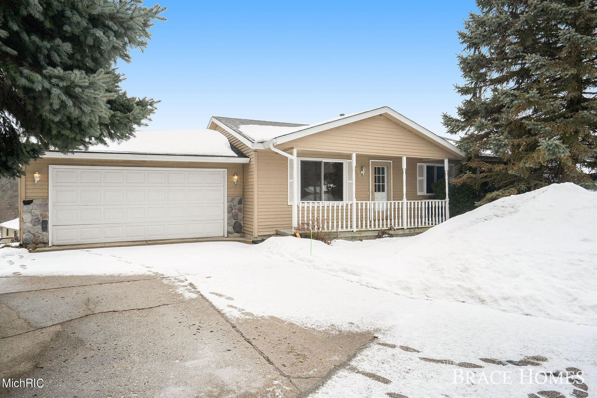 222 York View Place NW, Comstock Park, MI 49321 - MLS#: 21006141
