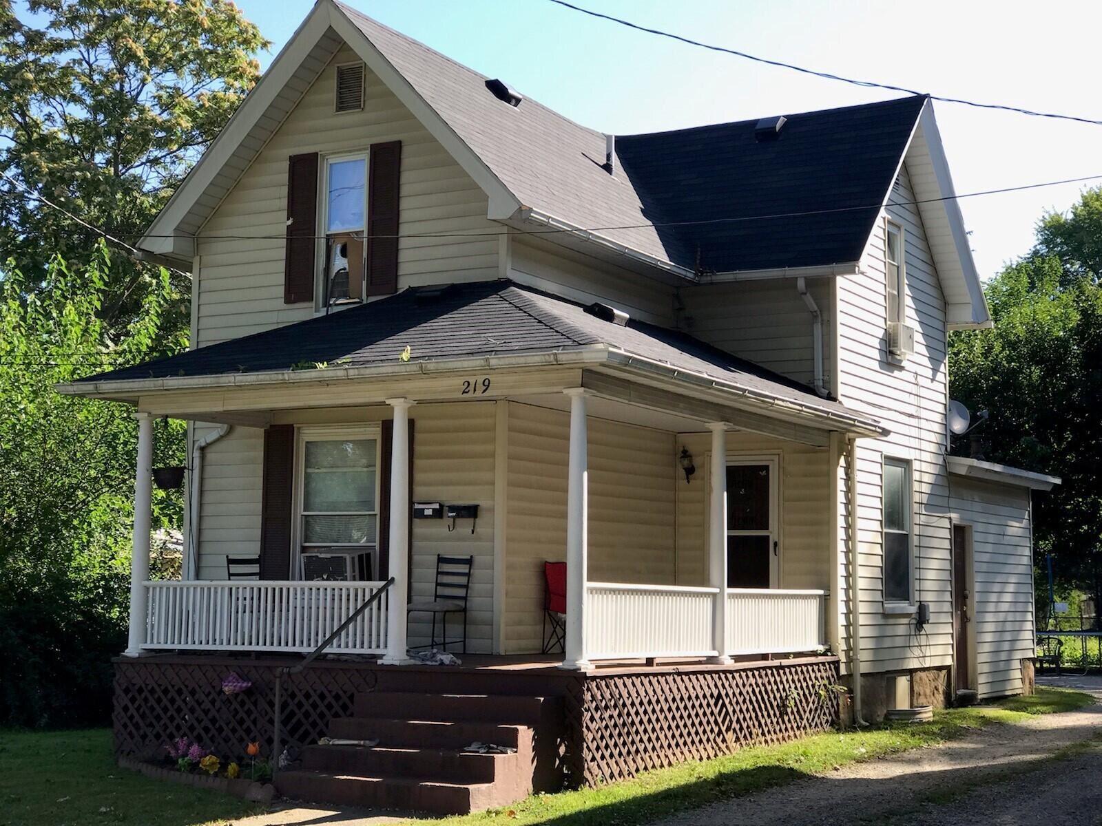 219 N Pleasant Street, Jackson, MI 49202 - MLS#: 21104143