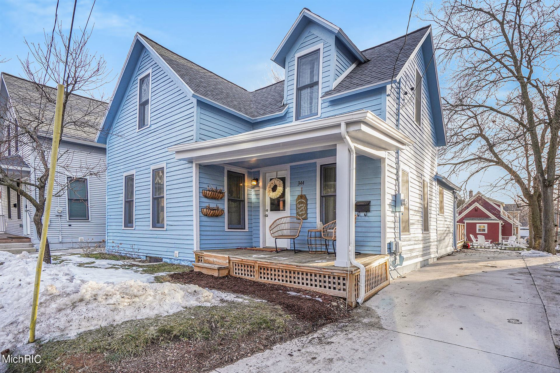 344 Calkins Avenue SE, Grand Rapids, MI 49506 - MLS#: 21006144