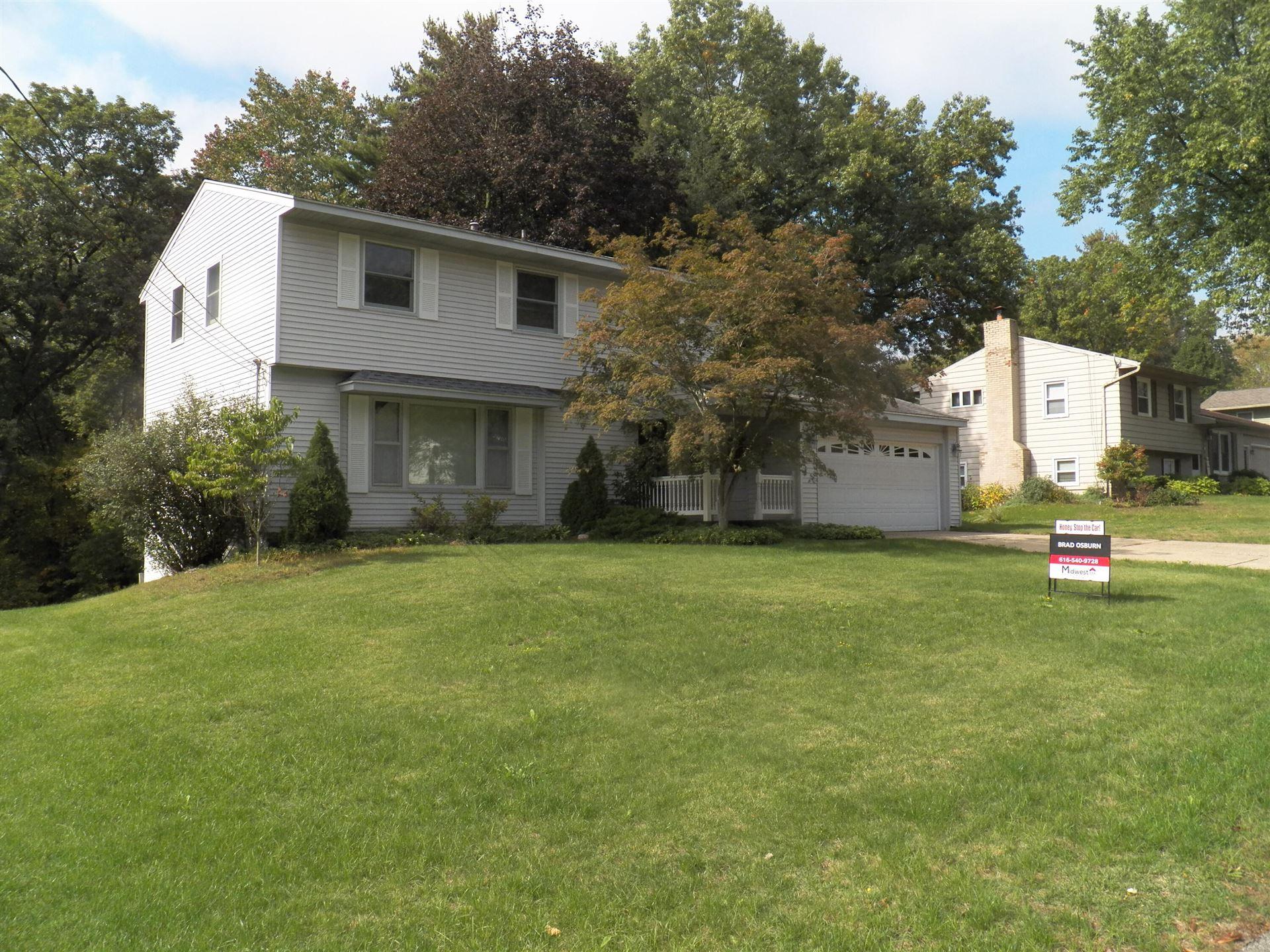 4693 Stoney Creek Avenue NW, Comstock Park, MI 49321 - MLS#: 21110146