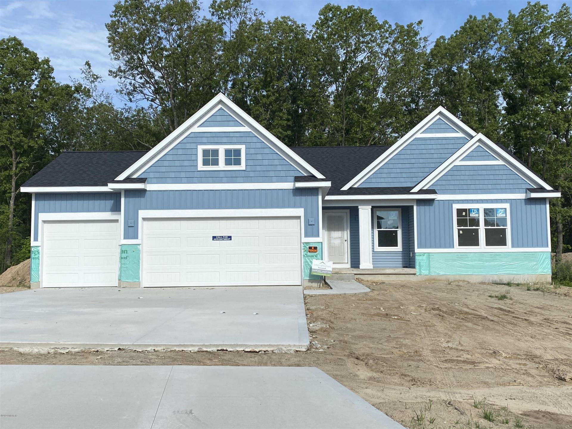 1337 Remington Drive, Lowell, MI 49331 - MLS#: 20021149