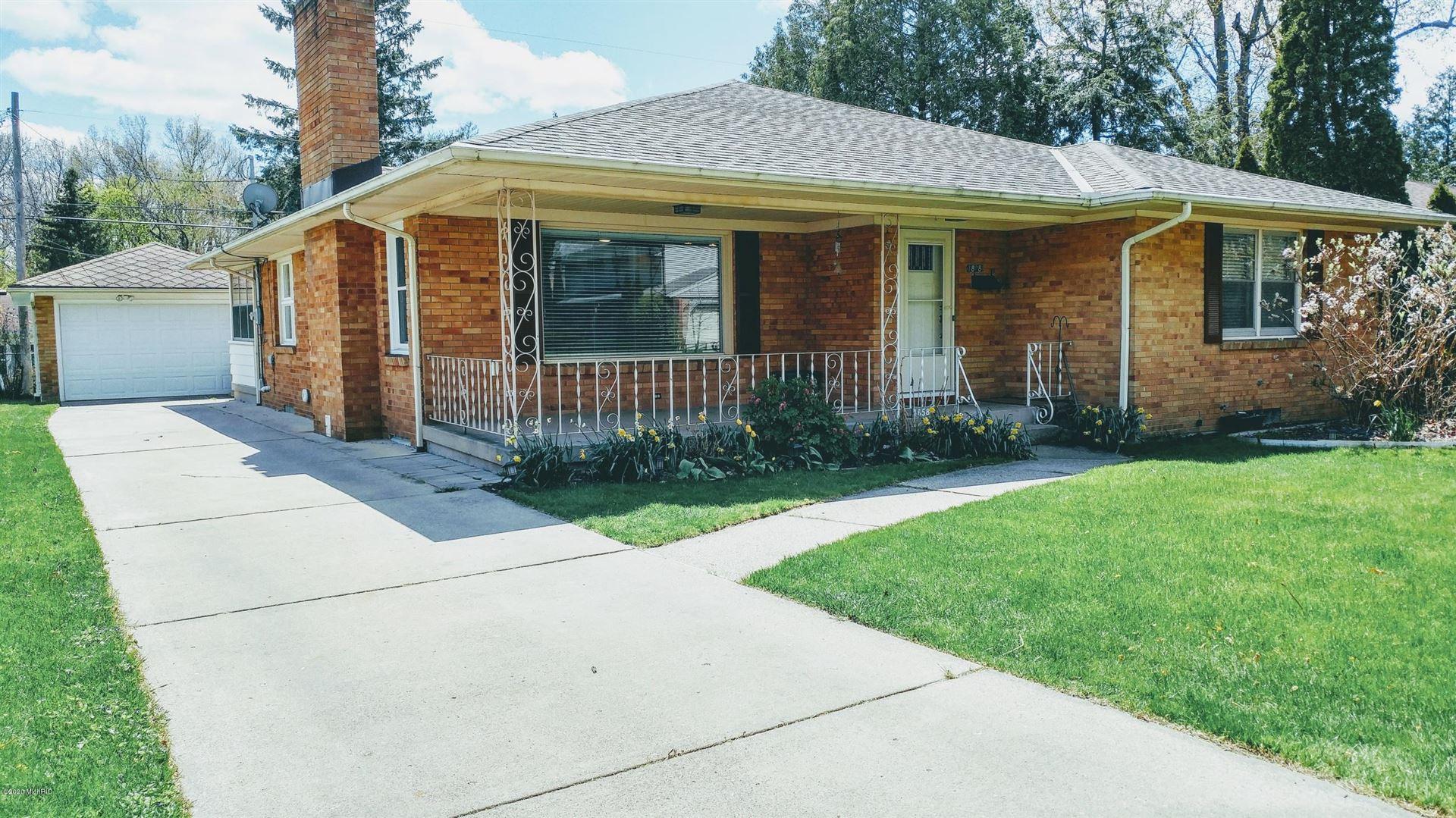 1858 Lynne Lane NW, Grand Rapids, MI 49504 - MLS#: 20015151