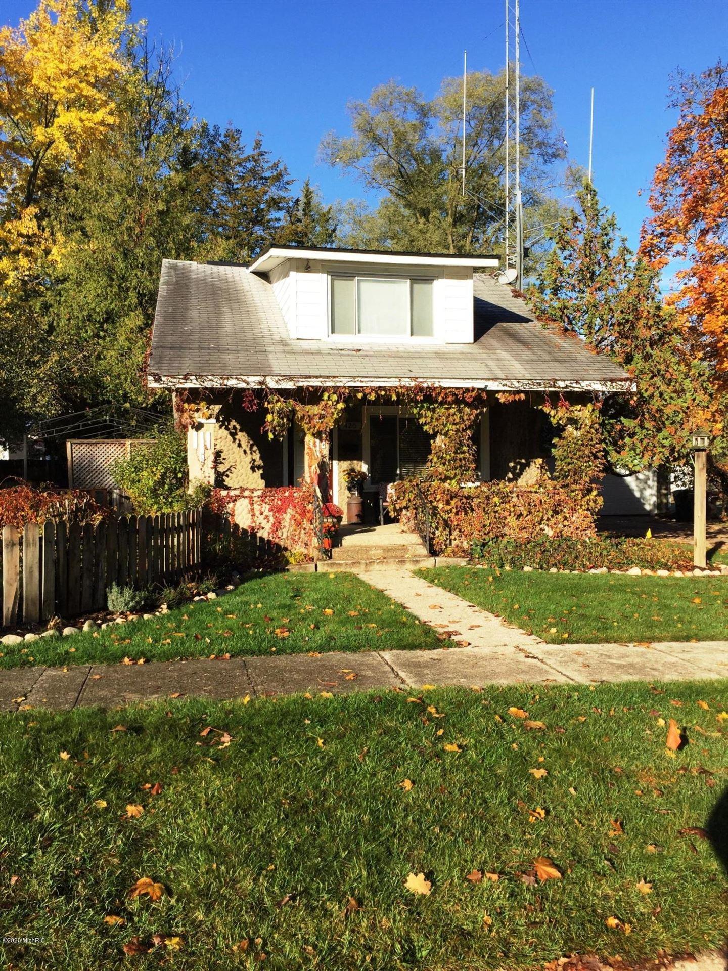 420 Hutchinson Street, Big Rapids, MI 49307 - MLS#: 20045155
