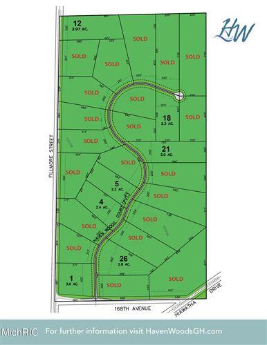 Photo of 16659 Haven Woods Court #5, West Olive, MI 49460 (MLS # 20048156)