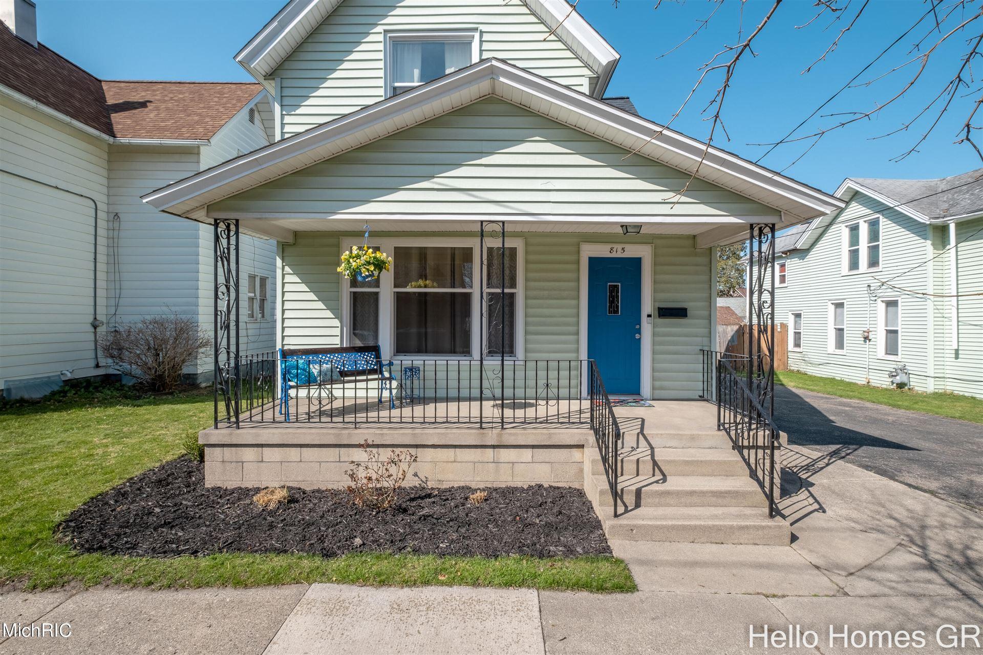 815 7th Street NW, Grand Rapids, MI 49504 - MLS#: 21011156
