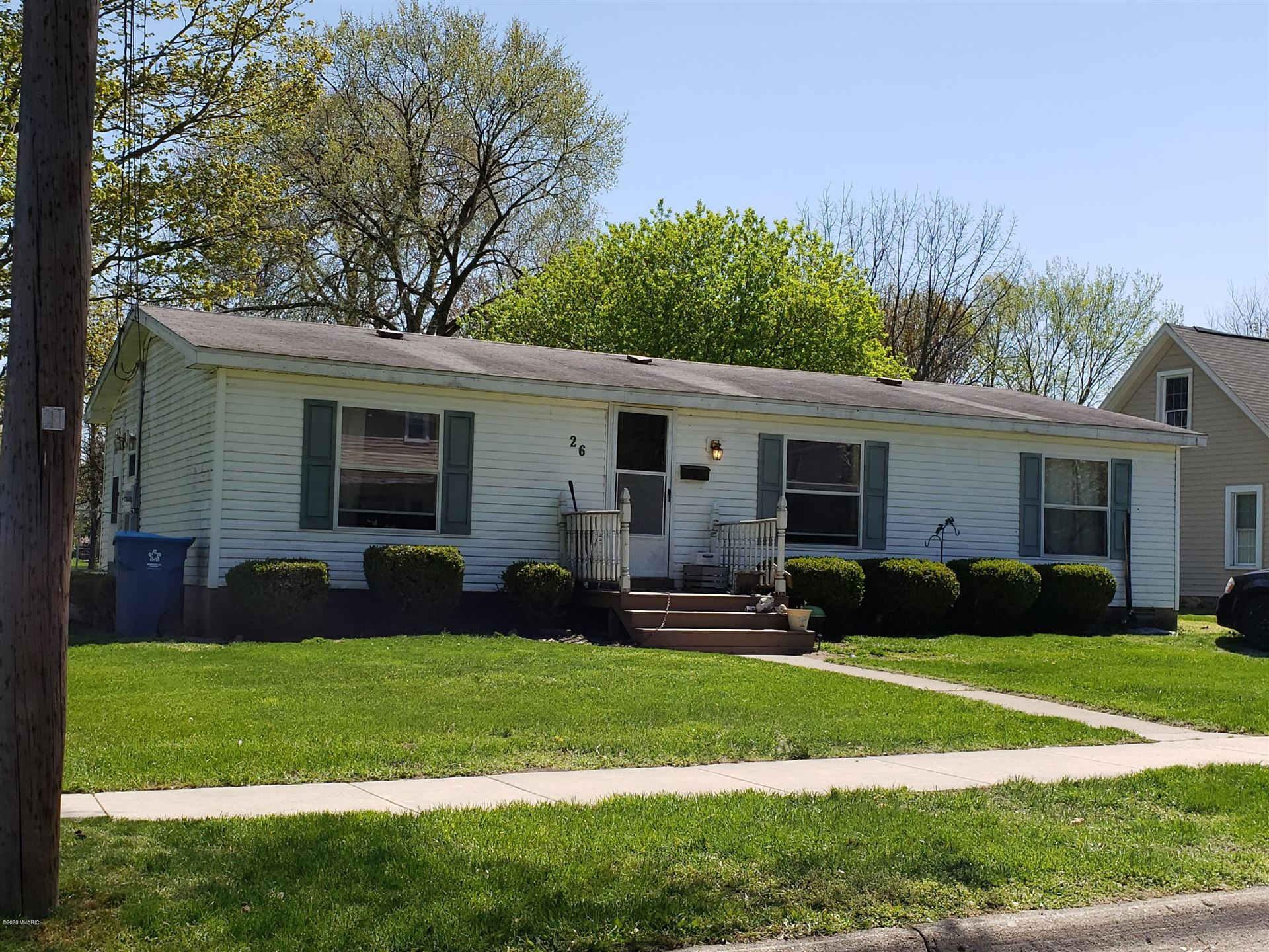 26 Orchard Street, Coldwater, MI 49036 - #: 20015157
