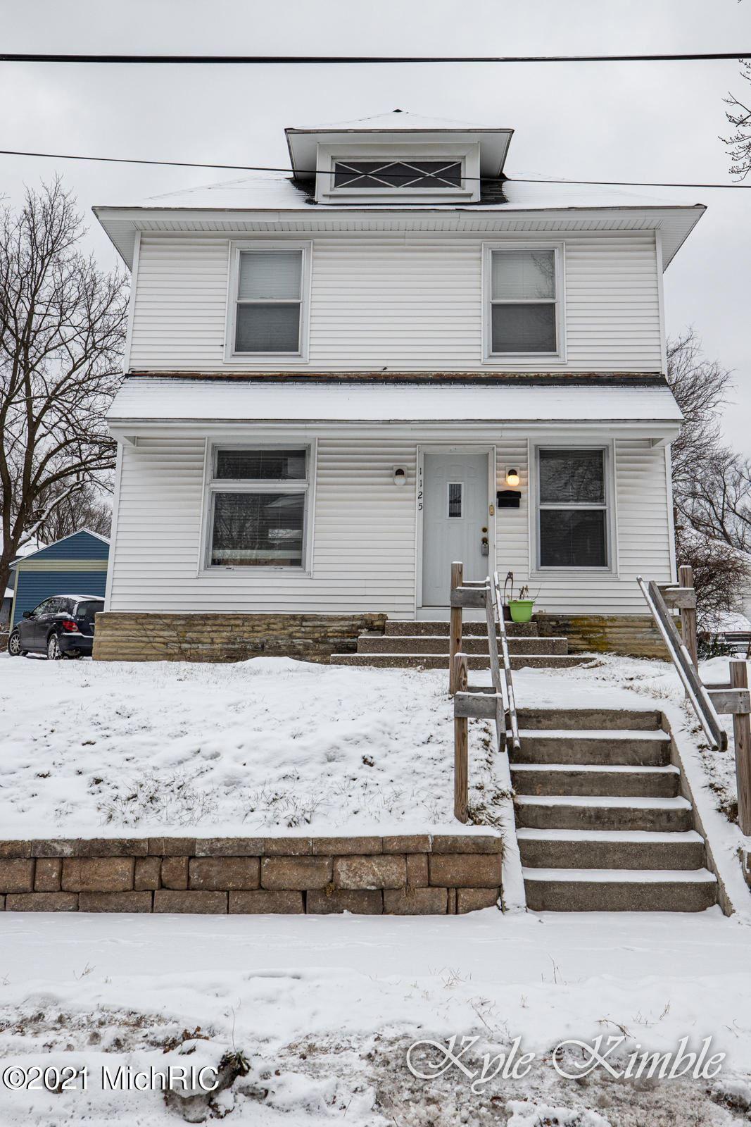 1125 Bates Street SE, Grand Rapids, MI 49506 - MLS#: 21002159