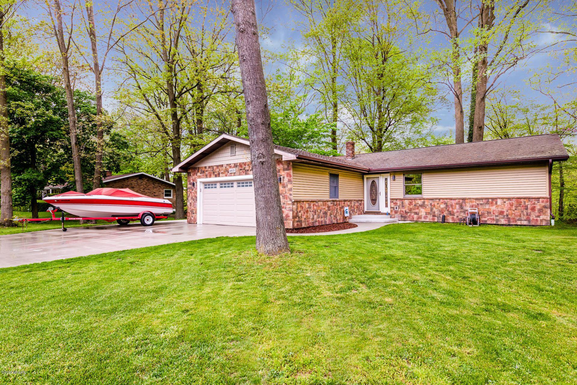 4835 S Cedar Trail, Stevensville, MI 49127 - #: 20018160