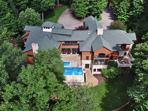 Photo of 7355 River Trace Drive, West Olive, MI 49460 (MLS # 21003161)