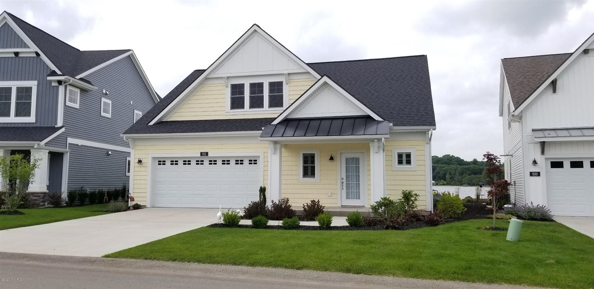 912 S Cove Circle, Whitehall, MI 49461 - MLS#: 20029163