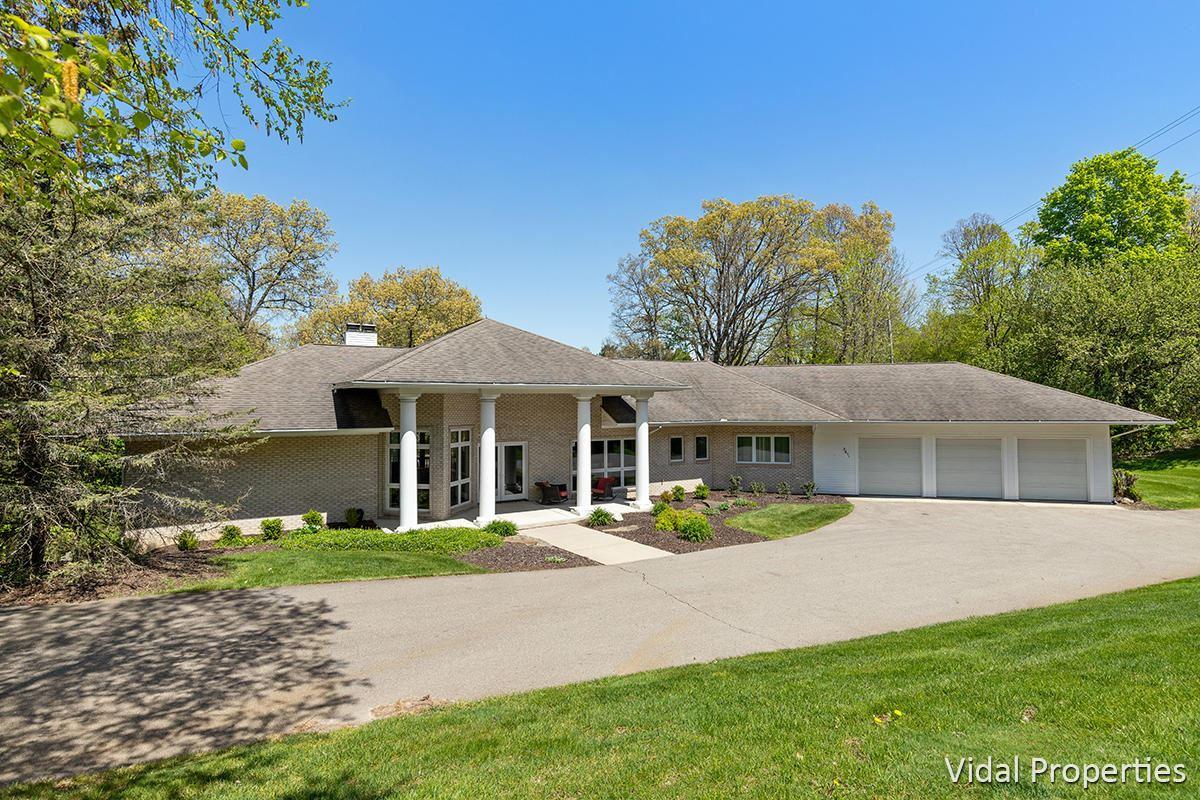 3611 Thornapple River Drive SE, Grand Rapids, MI 49546 - MLS#: 21004166