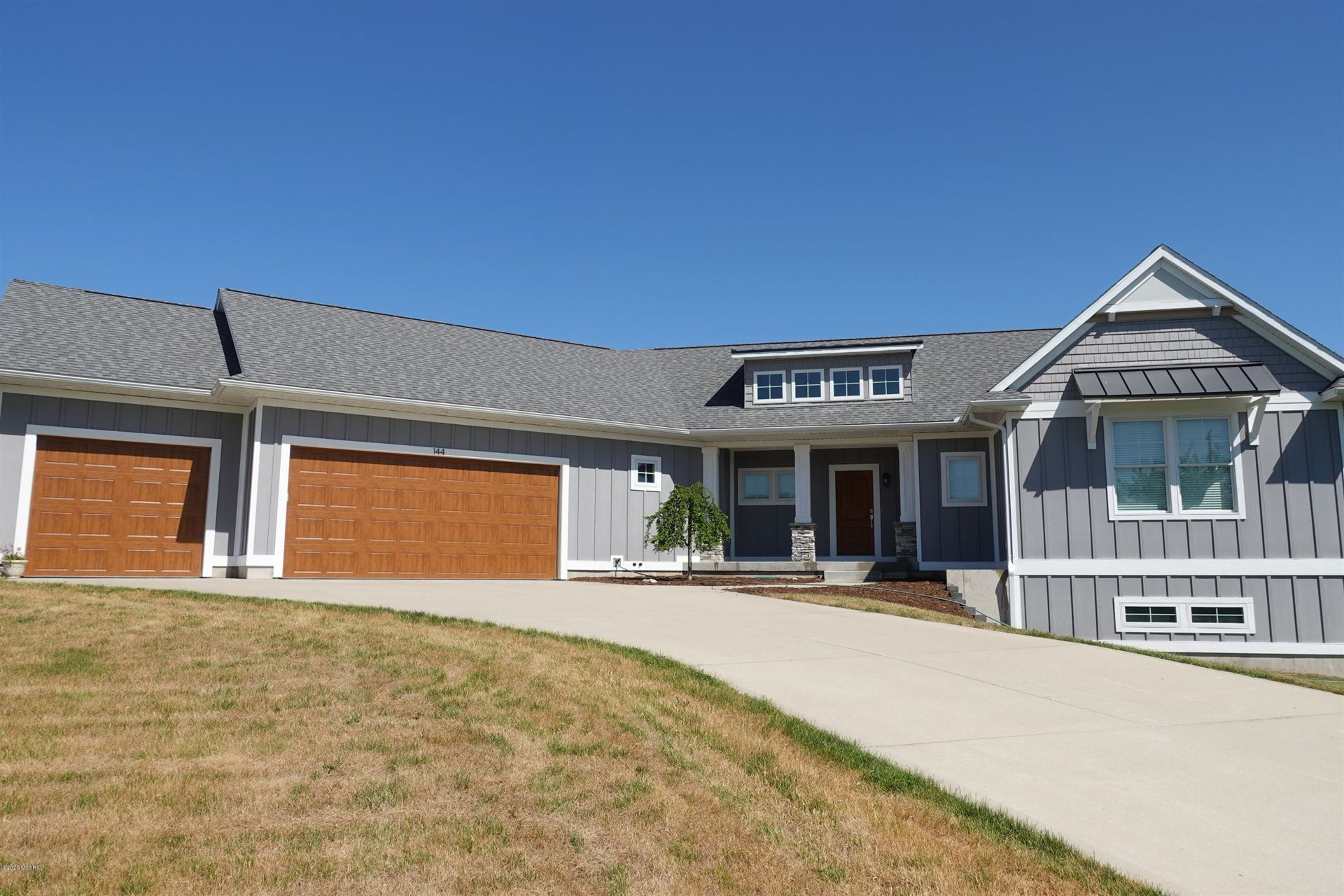144 Meadows Drive, Norton Shores, MI 49441 - #: 20021183