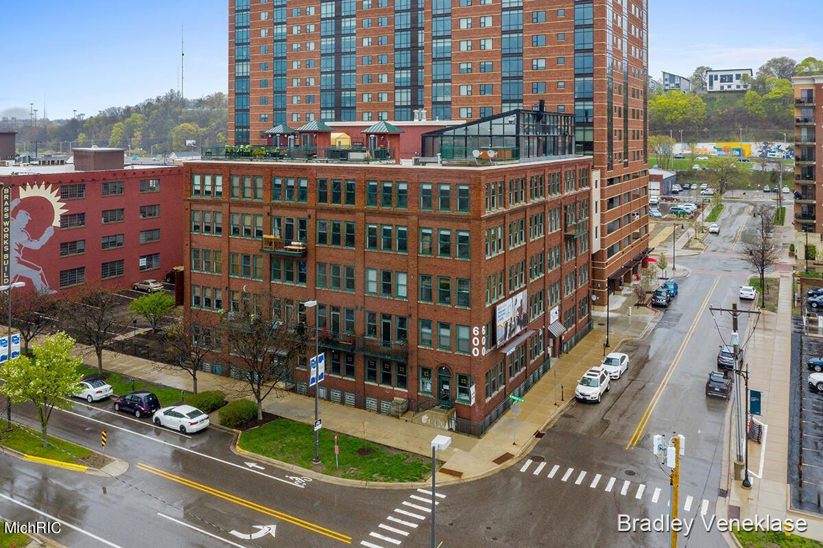 600 Monroe Avenue NW #Suite 406, Grand Rapids, MI 49503 - MLS#: 21013183