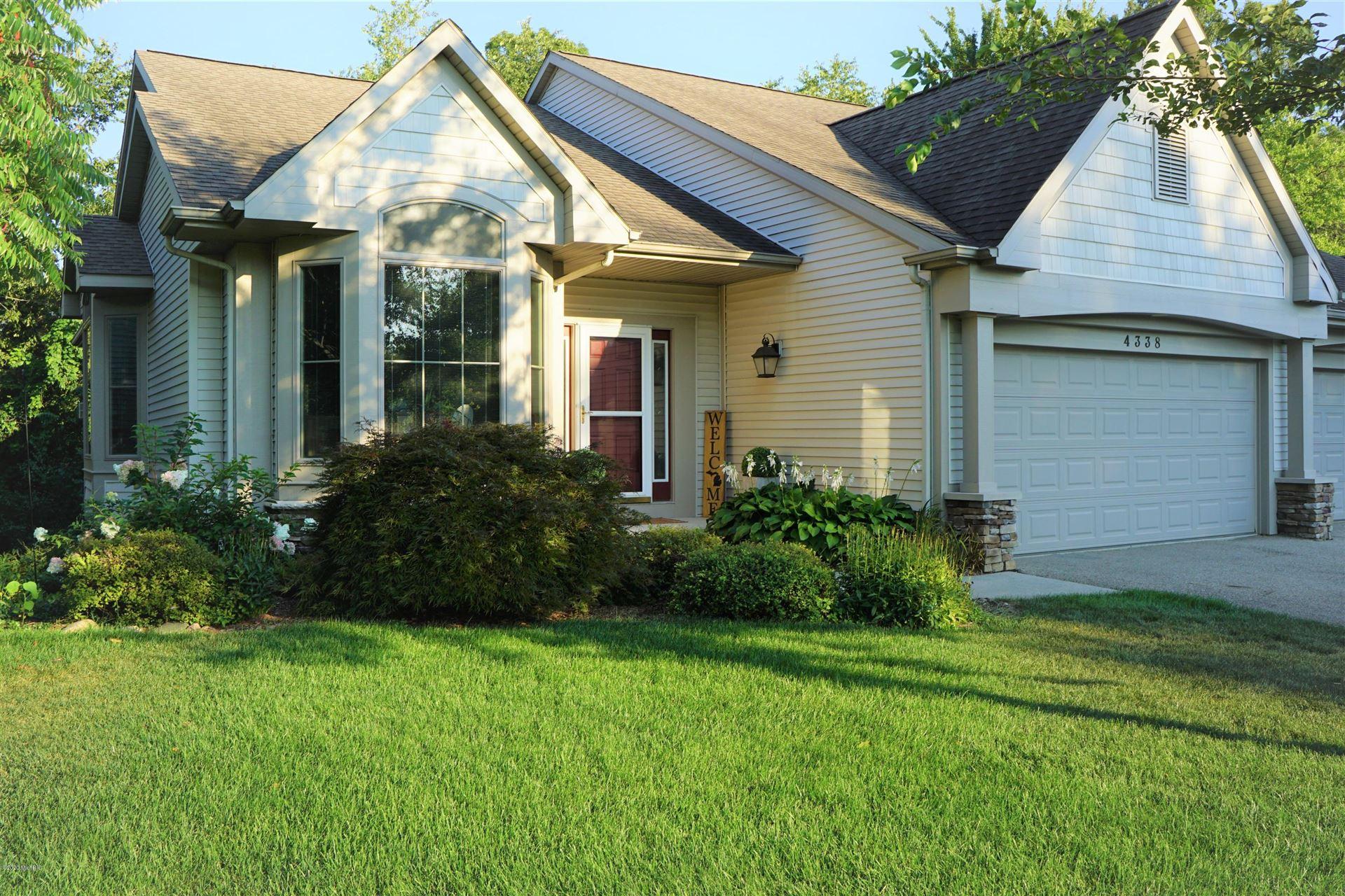 4338 Willow Lane Drive NE, Grand Rapids, MI 49525 - #: 20036186